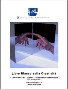 Libro bianco creatività